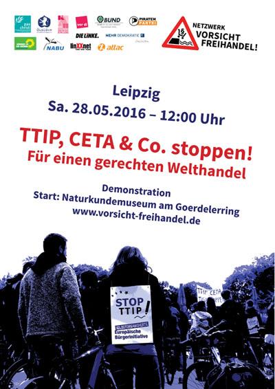 Demo-Plakat 28.05.2016